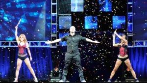Seth on Stage